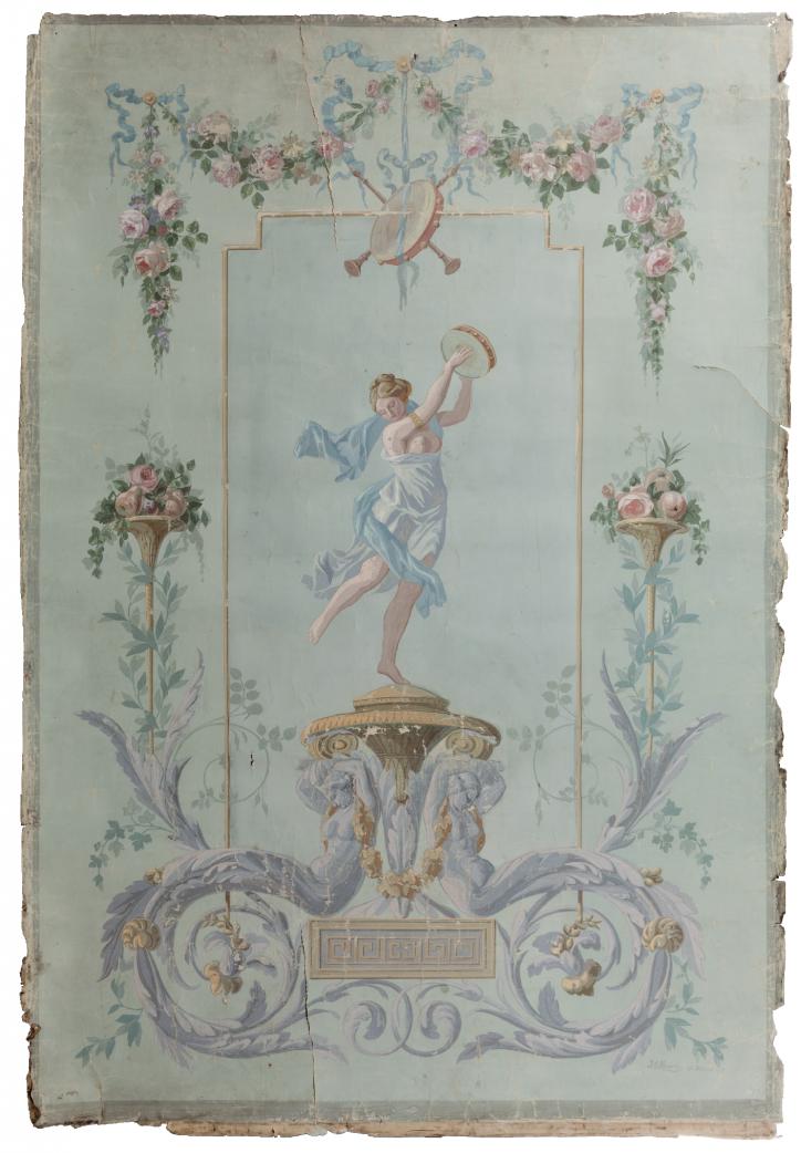 Mänade, 1897