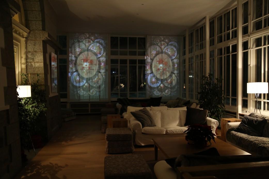 Veranda intérieur