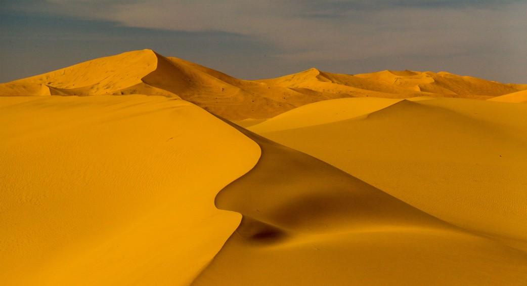 Désert algérien