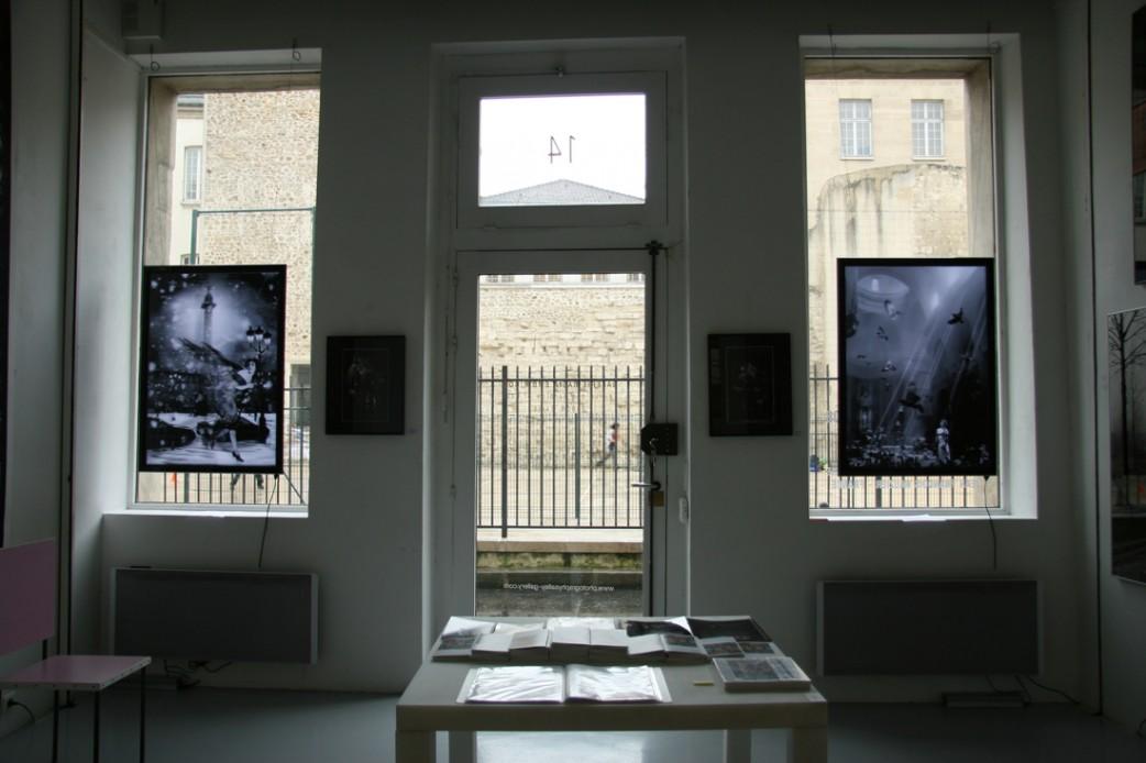 Images relief en galerie