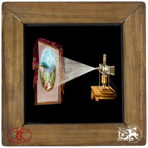 Laterna Magica. Die Kunst der Projektion
