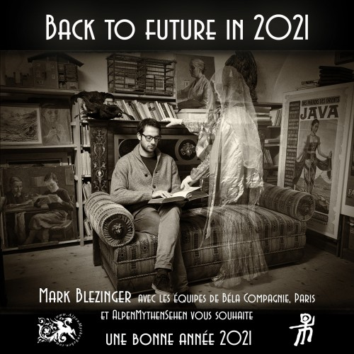 BACK TO FUTURE IN 2021 - BONNE ANNÉE !