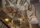 Lüster Treppenhaus