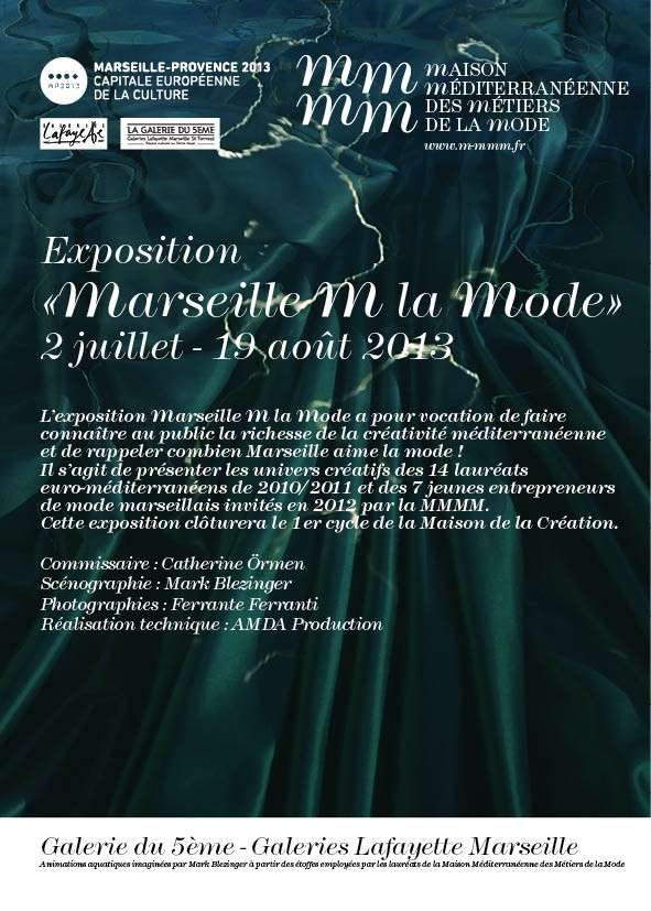 Marseille M la Mode