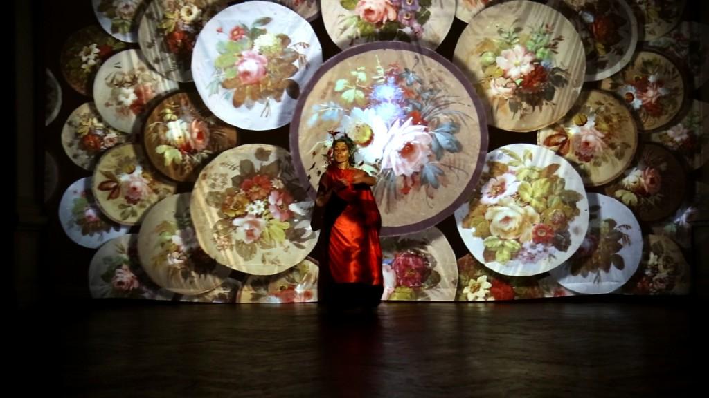La danseuse des Fleurs