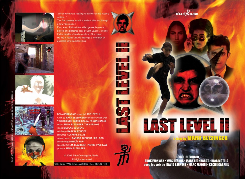Film VO: LAST LEVEL II