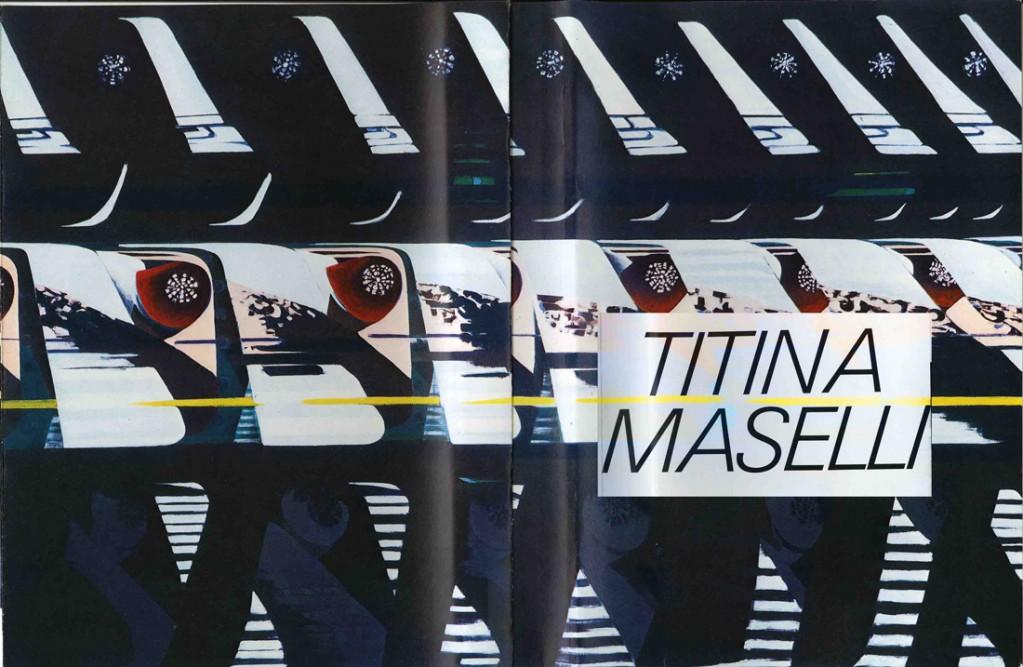 TITINA MASELLI - PEINTRE ET SCÉNOGRAPHE (1924-2005)