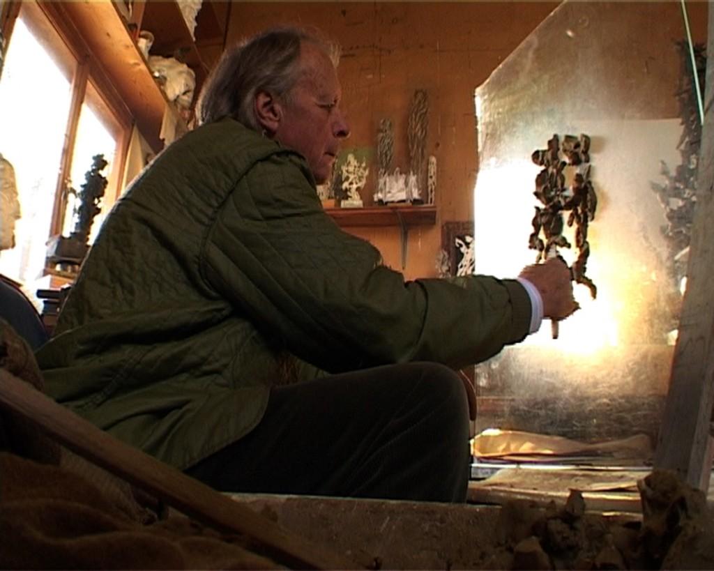 GIULIANO PEDRETTI - Bildhauer und Erforscher neuer Räume