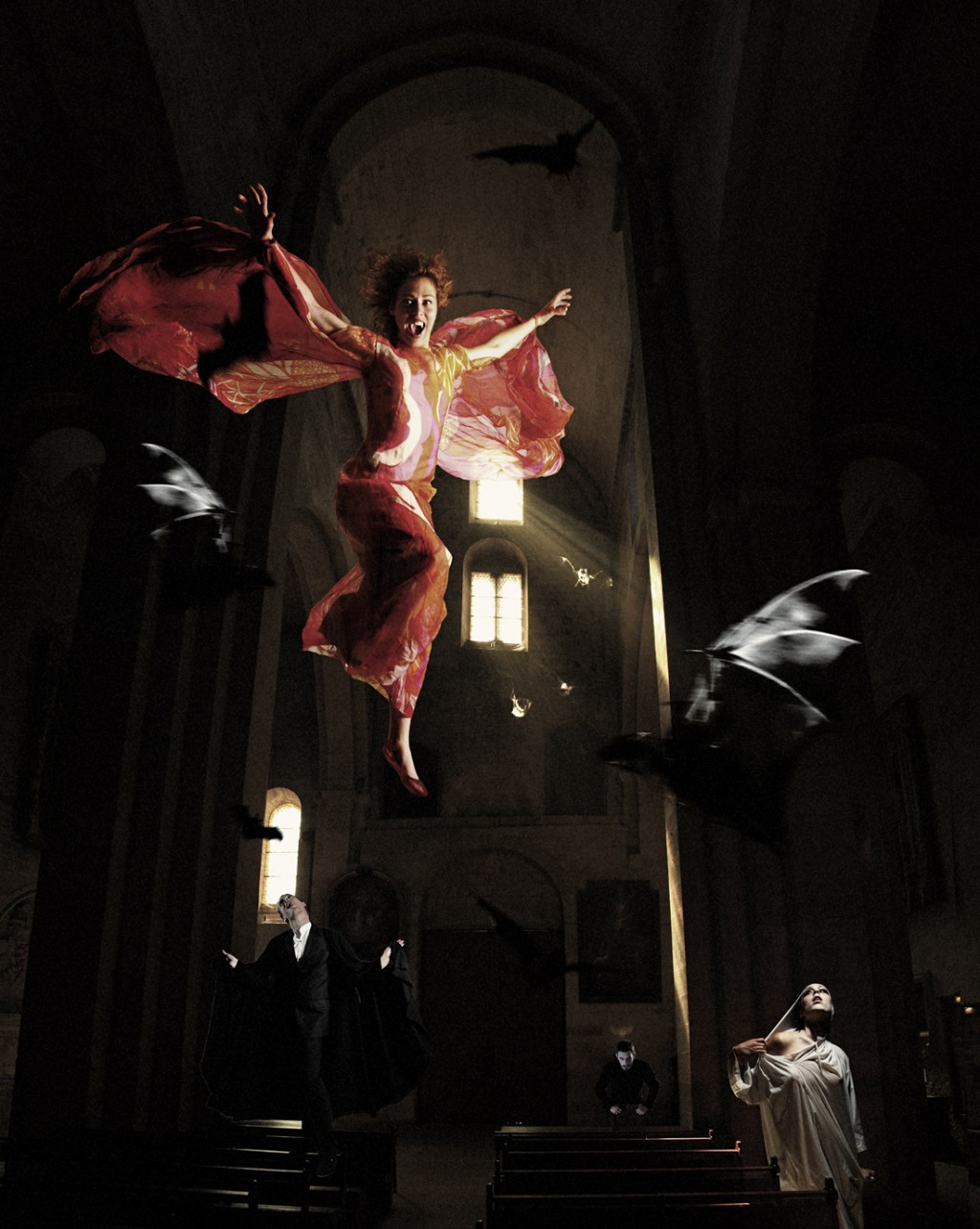 VAMPIRES À ST. TROPHIME