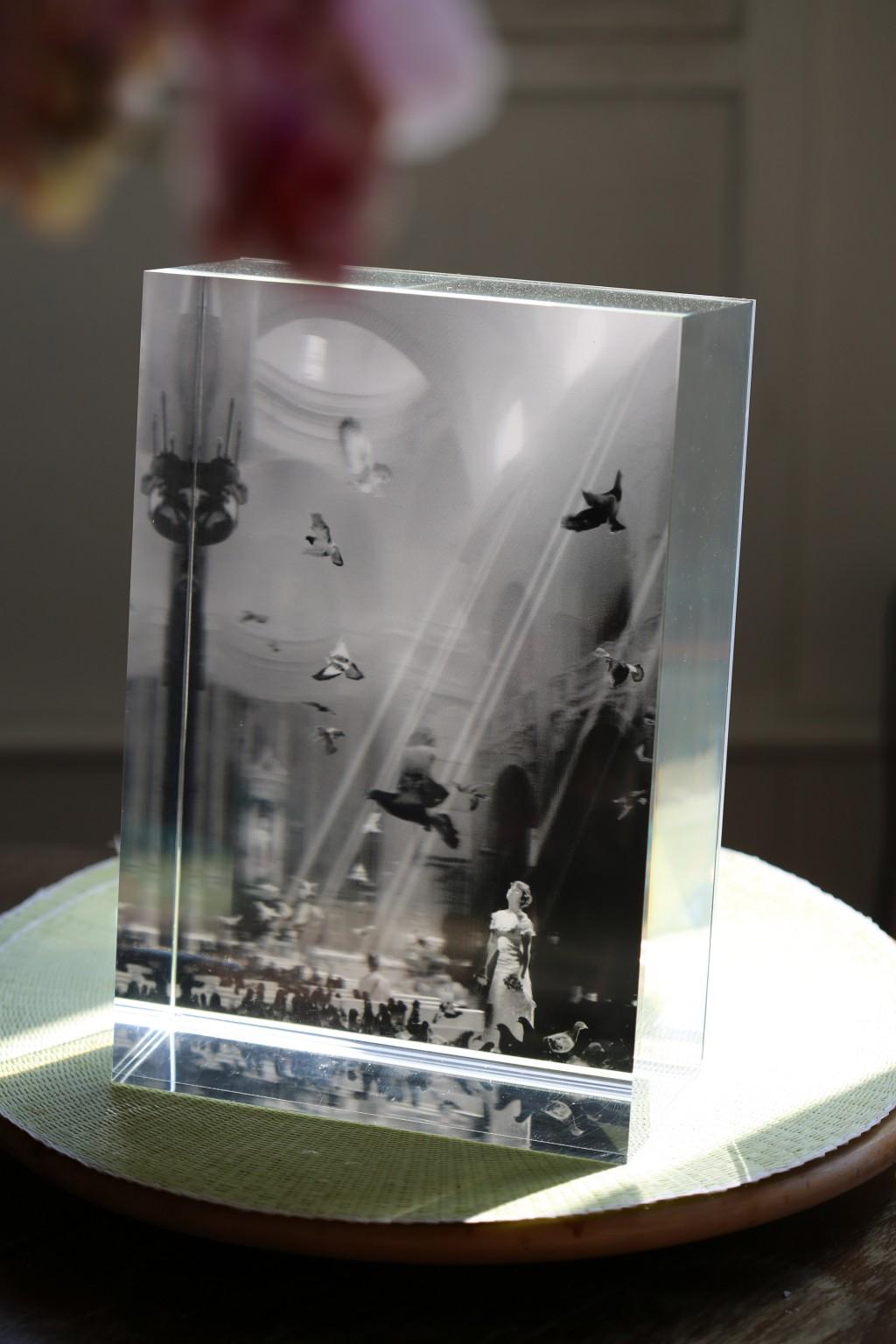 Nella Cattedrale, in glass